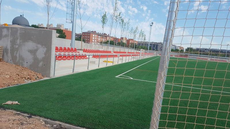 Carpin - Ciudad Deportiva Atlético de Madrid