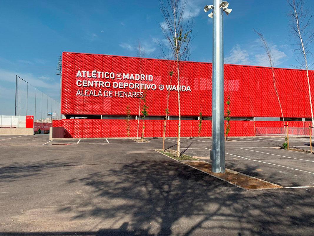 Carpin Ciudad Deportiva Atlético de Madrid